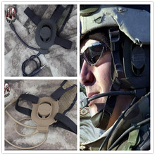 Z Tactical Military Airsoft Paintball Hunting Sniper Bowman Elite II Headset Z 027 Fit All PTT Plug BLACK/DE free ship