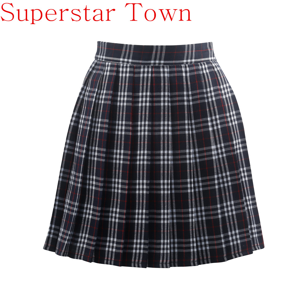 Popular Plaid School Girl Skirts-Buy Cheap Plaid School Girl ...