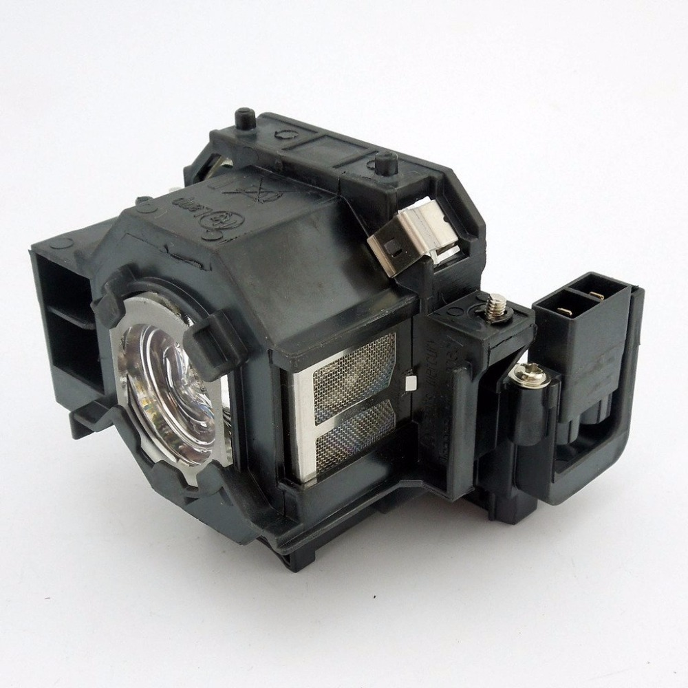 ELPLP41 / V13H010L41  Replacement Projector Lamp with Housing  for  EPSON   EB-S6LU / EB-W6 / EB-X6 / EB-X62 / EB-X6LU / EMP-X5