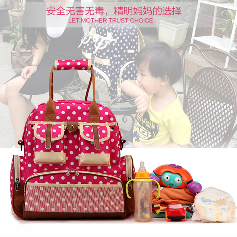 Multifunctional Women Backpack/ Messeger/ Tote/ Hobos Bags Mommy Bag for Baby Diaper Nappy Bag Maternity Handbag Organizer BagsMultifunctional Women Backpack/ Messeger/ Tote/ Hobos Bags Mommy Bag for Baby Diaper Nappy Bag Maternity Handbag Organizer Bags