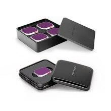 PGYTECH For DJI Mavic 2 Pro Lens Filter HD MRC UV CPL ND 4 8 ND4  For DJI MAVIC 2 Pro Professional Filters ND8 ND16 ND32 ND64 PL