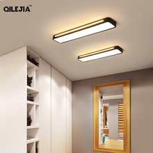 Led light ceiling for living room bedroom restaurant home rectangular lamp lighting