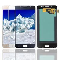 5.2 ''1280*720 Para Samsung Galaxy J5 2016 J510 J510F J510M AMOLED Display LCD Tela Digitador Telas Sensíveis Ao Toque peças de reparo|LCDs de celular|Telefonia e Comunicação -