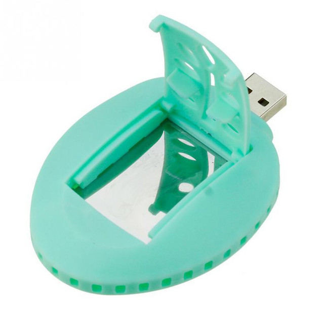 Handy Portable Plastic USB Mosquito Repeller