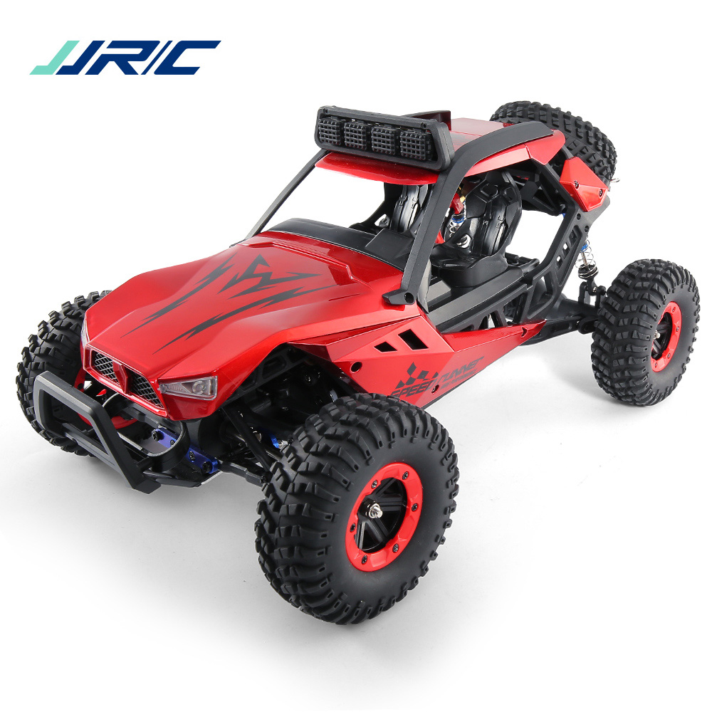JJRC Q46 Remote Control Car Toy Gift 1:12 2.4G 4WD RC Toy Car High Speed Racing Car Off-road Vehicle 45km/h Max Speed US Plug