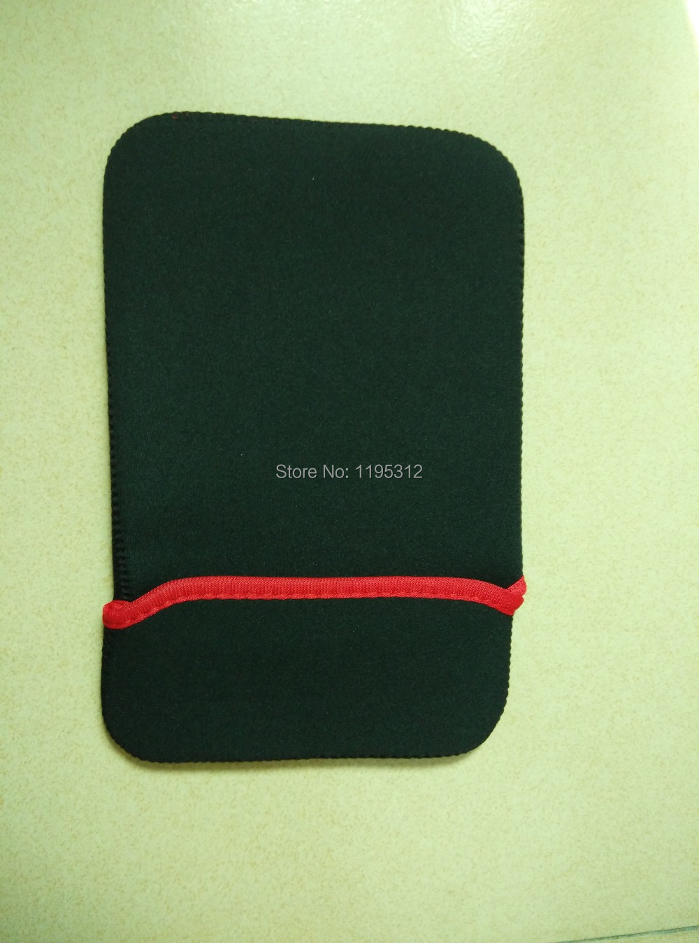 10.1 inch soft bag  sleeve case used for 9.7/10/10.1 inch tablet