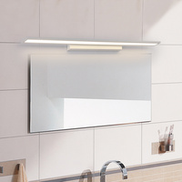 8w 24w modern led mirror light led bathroom light acrylic wall lamp for Bedroom Dressing table led wall light lamparas de pared