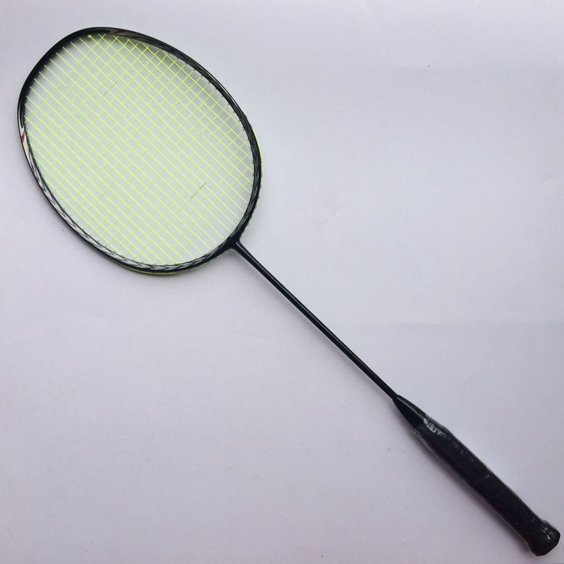 Free Shipping 100% Carbon Fibre Badminton Rackets 10 Pecs/lot