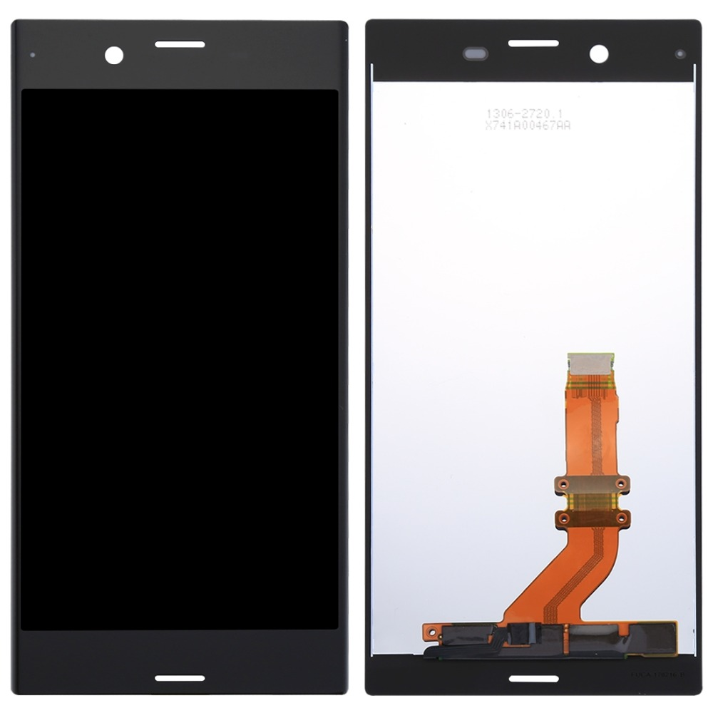 LCD Screen and Digitizer Full Assembly for Sony Xperia XZs
