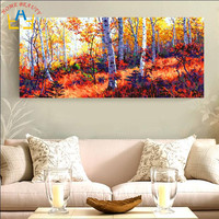50 100 Large Oil Painting By Numbers Painting Calligraphy Coloring By Number Landscape Acrylic Painting Angel