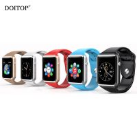 DOITOP 1 54 Touch Screen Smart Watch With Camera Dial Call SIM TF Message Sync Phone