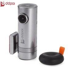 Ddpai 2 К Разрешение Full HD Видеорегистраторы для автомобилей Регистраторы регистраторы высокое качество mini 2 Wi-Fi Видеорегистраторы для автомобилей салона автомобиля Камера FHD 1080 P Ночное видение