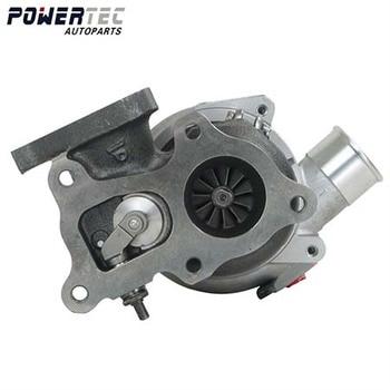 49135-02110 turbina turbo completa nueva 49135-02100 para Hyundai H1 2,5 TD 73 KW/99 HP 4D56 2000-Turbolader MR224978, MR212759