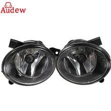 2Pcs Car Light Driving lamp Front Bumper Lights Fog Lamp for VW GOLF/MK6 for Jetta Sportwagen