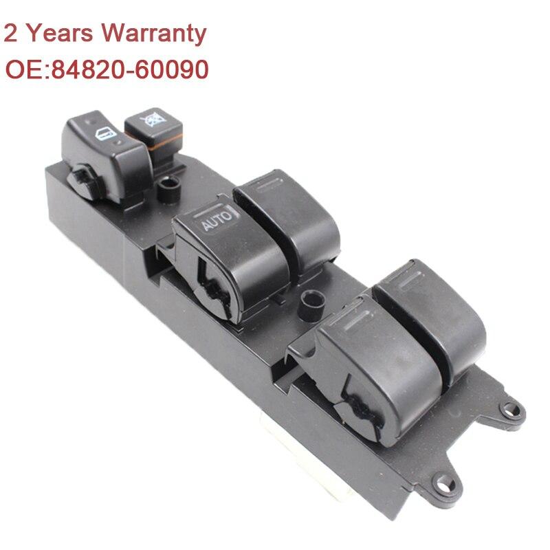 купить YAOPEI Master Window Control Switch Button For Avalon Camry Corolla Echo 84820-60090 8482060090 по цене 1225.99 рублей