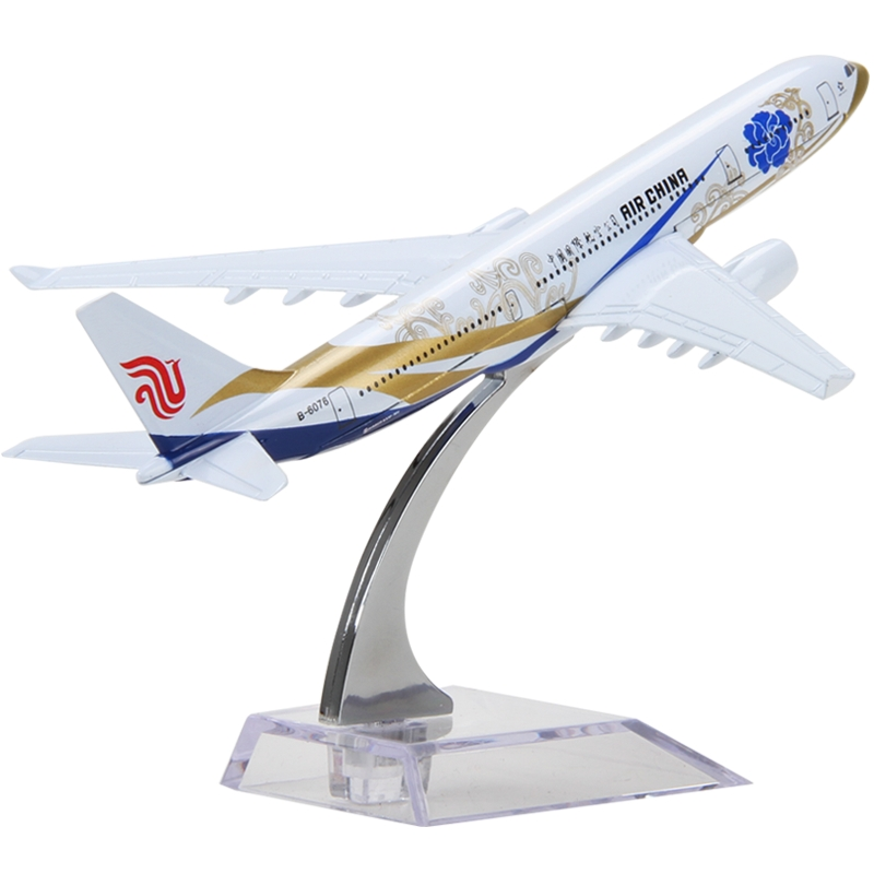 Global-Aircraft-passenger-1400-Plane-Model-Alloy-materials-Kids-Toys-for-children-Airbus-simulation-A380-A320-A330-B777-B757-3