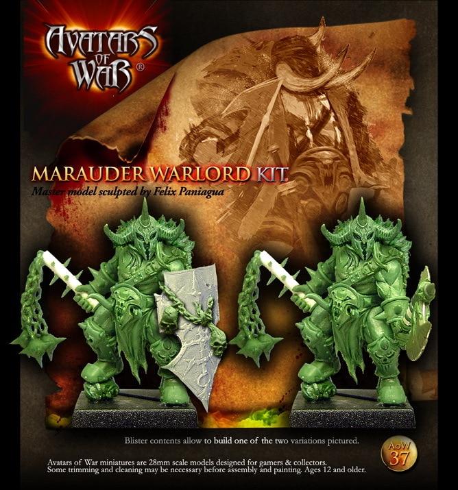 28310  Barbarian War Chief