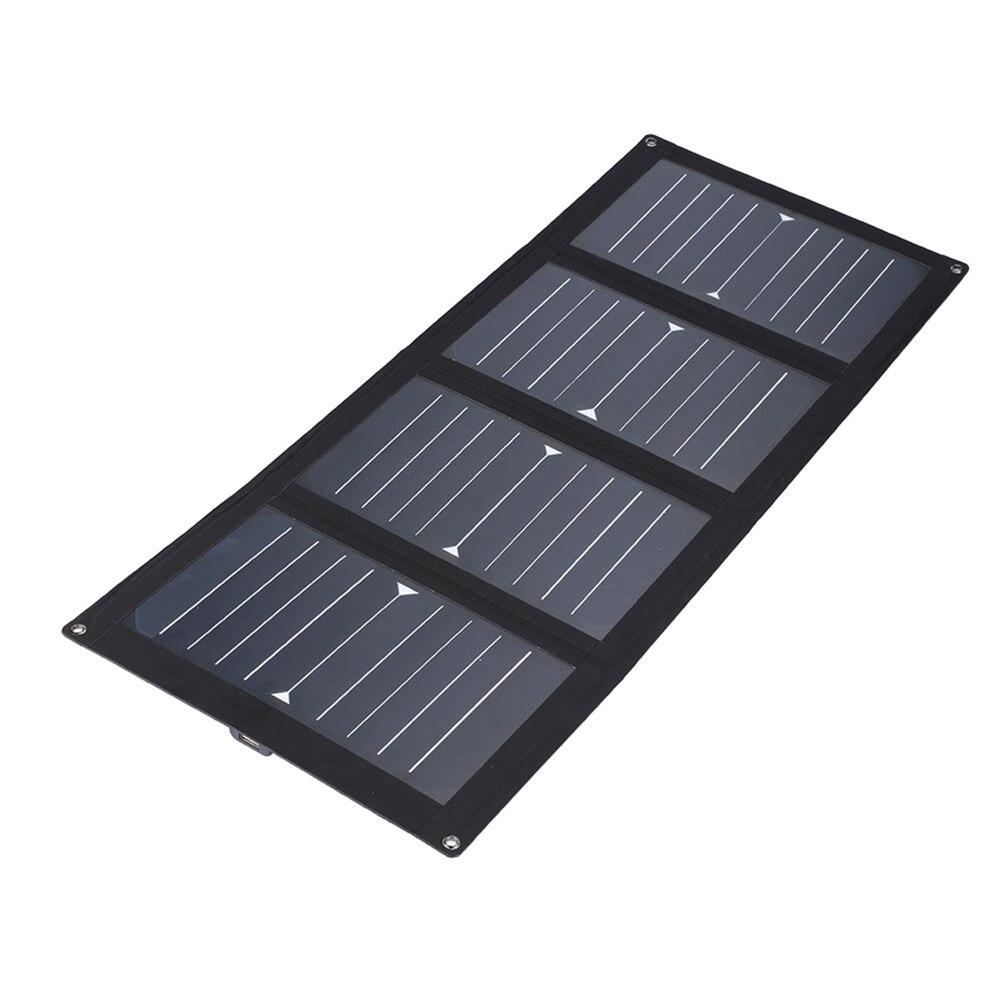 Cewaal Portable 25 W 5 V USB panneau solaire pliant panneau solaire alimentation de secours Portable extérieur chargeur de téléphone solaire