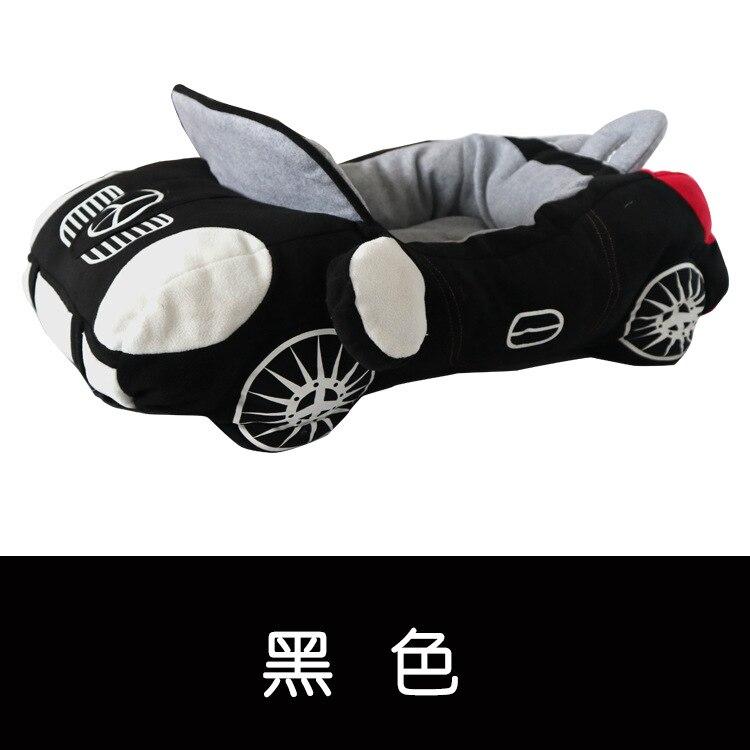 Новый креативный дизайн автомобиля маленький домик для домашних животных кошка собака одеяло дом роскошная дизайнерская кровать для собак