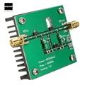 1-930 MHz 2 W Módulo Amplificador de Potência de RF de Banda Larga para a Transmissão De Rádio FM VHF HF 48x48x13mm Módulos de Circuitos de Amplificador