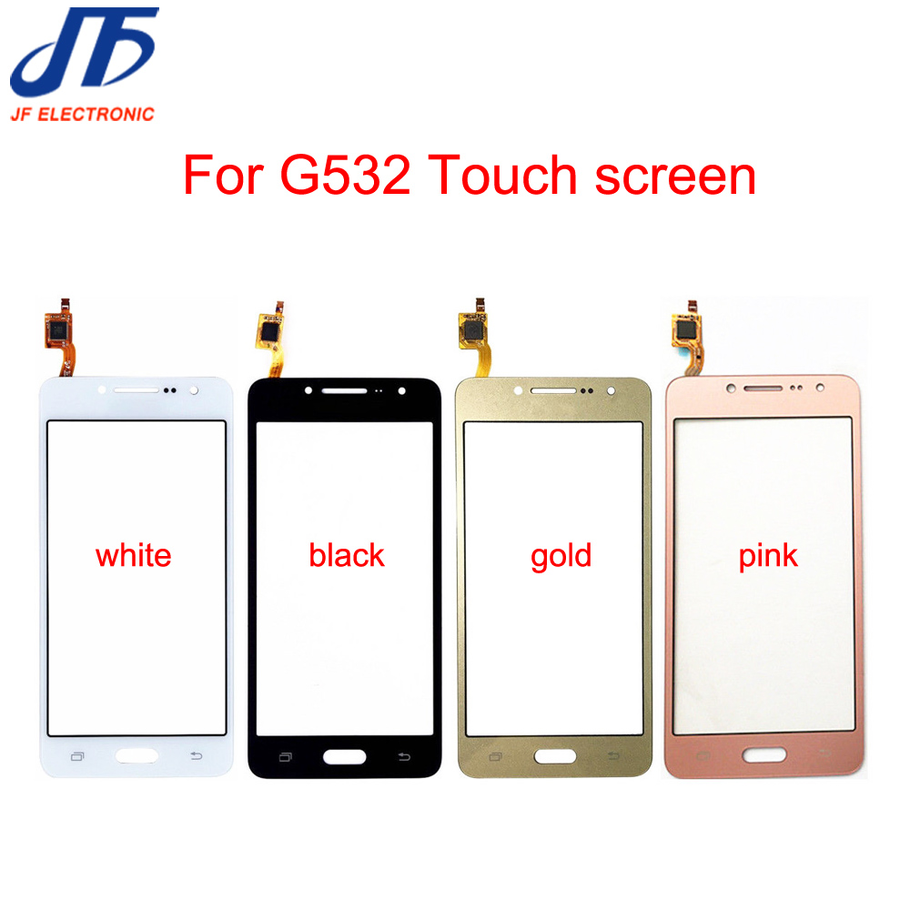 50pcs lot For Samsung Galaxy J2 Prime Duos SM G532 G532 5 0 Touch Screen Digitizer