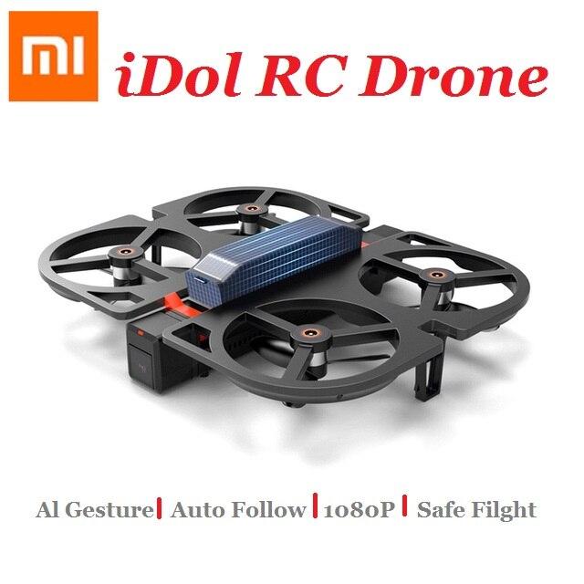 Xiaomi Youpin Pieghevole HD 1080 p RC Drone Fotocamera GPS FPV il Mantenimento di Quota Elicottero RC AI Gesto di Controllo di Flusso Ottico seguire Modalità