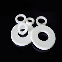 Custom Made 1x DN125 PTFE Teflon Fasteners Washers Insulation O Ring Sealing Spacer Gasket 188 133