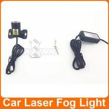 Universal Practical Car Anti Rear-end collision Laser Fog Lamp Anti-fog Rainproof Car LED Brake Warning Light