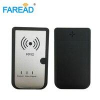 Bluetooth 13,56 МГц HF ISO15693 I код sli, я КОД sli l, я КОД sli s RFID считыватель для E wallet, электронной коммерции