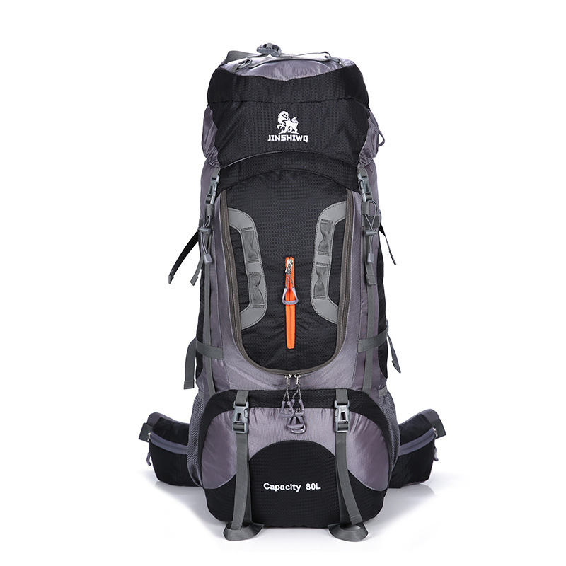 80L Male Unisex Men Waterproof Backpack Travel Sports Bag Pack Outdoor Camping Mountaineering Hiking Climbing Backpack For Male