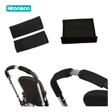 Medoboo 2PCS Baby Stroller Armrest Protection Infant Newborn Trolley Grab Bar Protector Cover Accessories 10