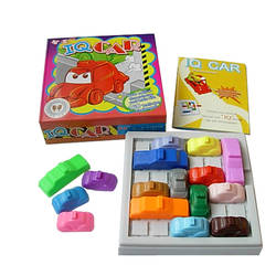 IQ автомобиль головоломка настольная игра Забавные Развлечения игры с Семья/друзья/вечерние лучший подарок для детей