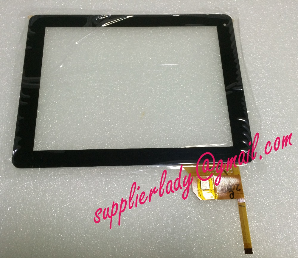Original and New touch screen LLT-P24938B V1.2 for tablet pc free shipping caso eco 3400