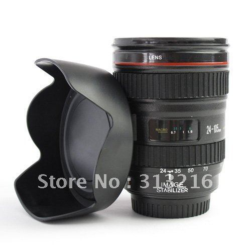 MULTI PURPOSE CUPLENS 24-105mm Coffe Cup Mug F  #1742