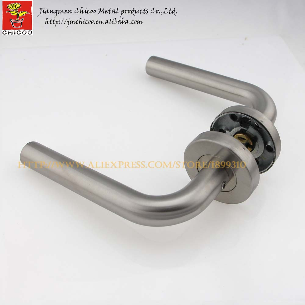 Popular mortise lever handle buy cheap mortise lever for Door lock types
