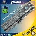 Ноутбук батарея для TOSHIBA L645 L655 L700 L730 L735 L740 L745 L750 L755 PA3817 ноутбука PA3817U PA3817U-1BRS 3817
