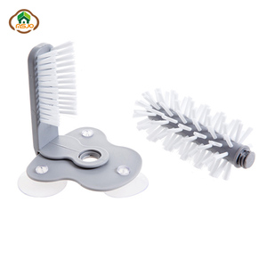 Image 5 - MSJO  Cleaning Brush Cup Bottles Sink Kitchen Accessories Water Scrubber Wine Suction Cleaning Cup Brush Drop Ship Glass Cleaner