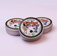 Thinking stopverf DIY Malleble Fimo Magnetische rubberen modder Klei intelligente plasticine Kinderen Playdough Onderwijs Nieuwigheid Speelgoed Cadeau