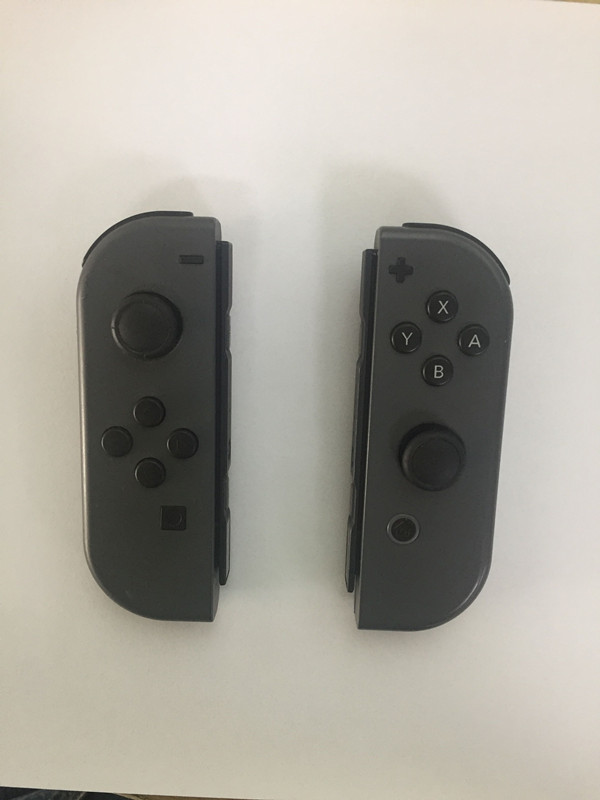 Original black RL right left joy pad controller remote  for ns switch joycon|Gamepads| |  - title=