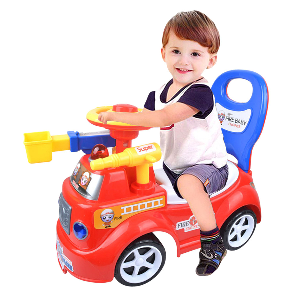 Drop shipping High quality and low price Ride On Toy Kids Car Push Along Children Bike Toddler Walker Baby Balance Toys YE11.29