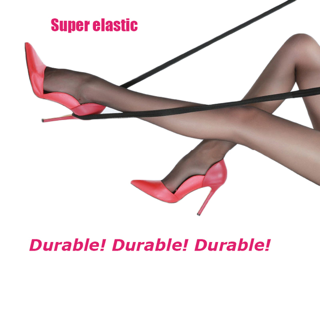 Super Elastic Magical Stockings Summer Tights Nylon Pantyhose Anti Hook Sexy Skinny Legs Pantys Strechy Underwear Plus size 2