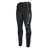 Layatone 3mm Neoprene Wetsuit Pants Women Men Diving pants Surfing Snorkeling Canoeing Swimming Warm Trousers Leggings Wet Suit