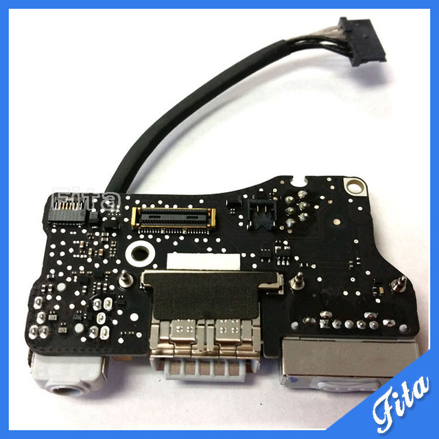 "923-0439 Magsafe Board I/O Board For Macbook Air 13"" A1466 MD760 DC-in Power Jack Mid 2013"