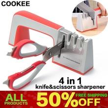 Sharpener Diamond kitchen Tools Knife stainless steel sharpening knife sharpener for knife scissors stoning knife slicker