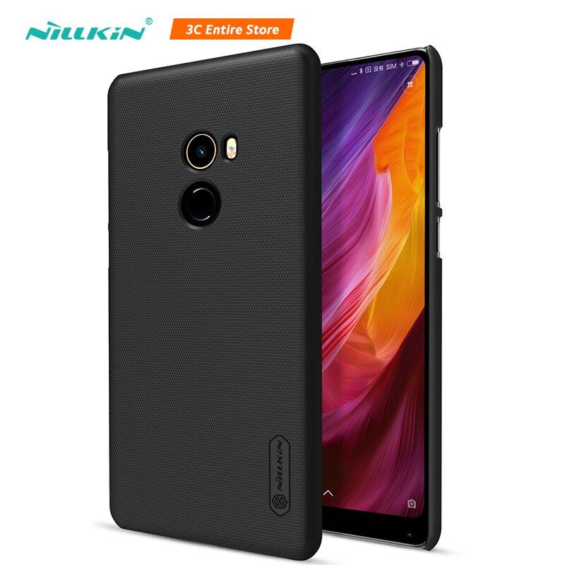 Caso de Telefone Nillkin Para Xiao mi mi mi x 2 Caso PC Ultra Fino de Proteção Tampa Do Telefone Para Xiao mi mi x 2 Shell Simples Moda Capinha