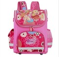 New 2016 Fashion Winx School Bag Orthopedic Backpack Meninas Girls Princess School Bags Sofia The First Monster Mochila Infantil