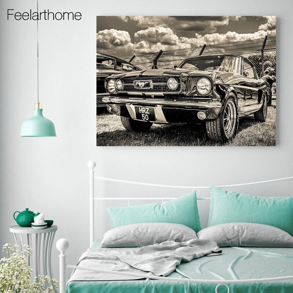 Por Ford Mustang Home Decor Ford Mustang Home Decor