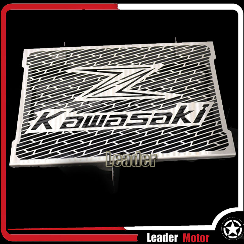 ФОТО For Kawasaki Z800 2013 2014 2015 2016 Motorcycle Accessories Radiator Grille Guard Cover Protector