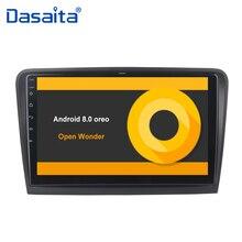 """Android 8.0 Octa Core 10.2 """"GPS Radio per Skoda Superb 2009 2010 2011 2012 2013 2014 Car Stereo Multimedia sistema di navigazione"""