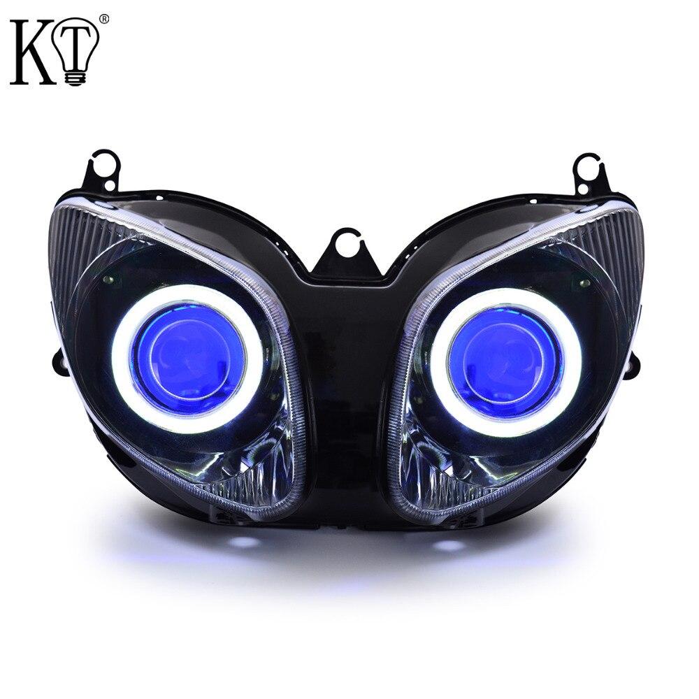KT LED Headlight For Yamaha T-Max TMAX 2001-2007